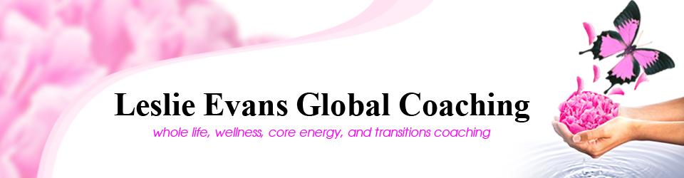 Leslie Evans Global Coaching